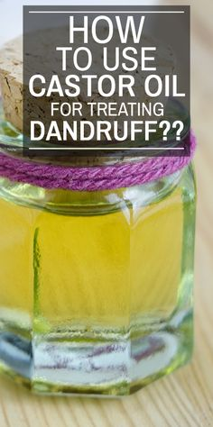 So if you still doubt the ability of castor oil to cure dandruff, then it's high time you stopped doing … Loading. So if you still doubt the ability of castor oil to cure dandruff, then it's high time you stopped doing … Castor Oil For Dandruff, Coconut Oil For Dandruff, Castor Oil For Acne, Castor Oil Uses, How To Treat Dandruff, Hair Mask For Dandruff, Castor Oil For Hair, Diy Hair Mask, Treating Dandruff
