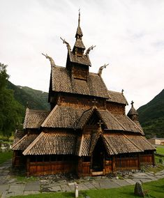 Church In Norway From 1180