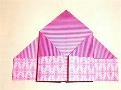 Bildergebnis für origami tüten falten