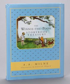 Another great find on #zulily! The Winnie the Pooh Storybook Treasure Hardcover #zulilyfinds
