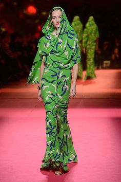 Schiaparelli at Couture Spring 2015 - Runway Photos