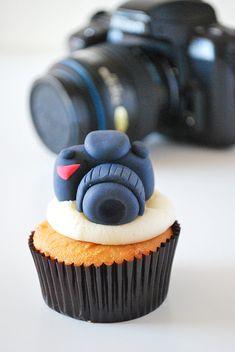 Camera-cakes