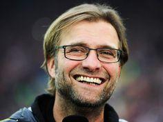 Jürgen Klopp früher und heute Bilder des BVB-Trainers