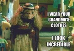 Yes. Yes u do look incredible E.T
