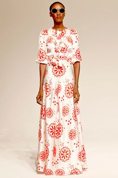 Duro Olowu Spring 2012 Ready-to-Wear