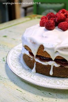 Un pinguino in cucina: Victoria Sponge Cake