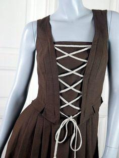 Long black dress size 8 europe