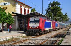 RailPictures.Net Photo: 220029+220004 OSE Hellenic Railways ADtranz DE-2000 at Inoi, Greece by Dimitrios Papadopoulos