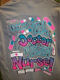 Greater Nurse, T-Shirt by Girlie Girl Nursing Gifts, Nursing Scrubs, Nursing Classes, Nursing Career, Becoming A Nurse, Becoming A Teacher, Nurse Decor, Career Schools, Licensed Practical Nurse