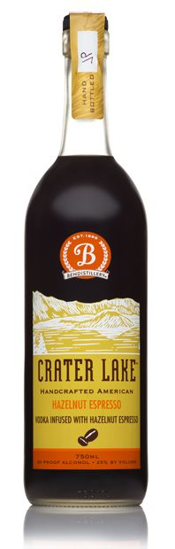 New Luxe Crater Lake Spirits Line