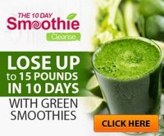 Green Smoothie Recipes: 15 Quick Recipes with Easy Ingredients  #Green #Smoothies #Recipe Quick Green Smoothie Recipes for my 10 day smoothie cleanse