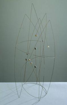 Robert Adams, 'Space Construction with a Spiral' 1950 tate.com