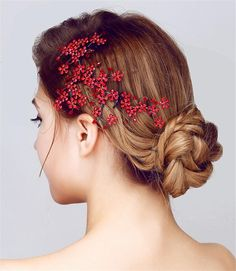 Cheap accessories xbox, Buy Quality accessories ge directly from China accessories interior Suppliers: Red Flower Tiara Pearl Hair Jewelry Headband Wedding Hair Accessories Bridal Headpiece Bijoux De Tete Cheveux WIGO0667
