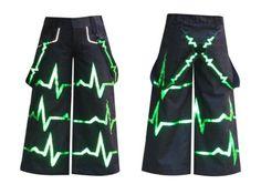 Lifeline green phat pants xD