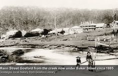Early Gosford