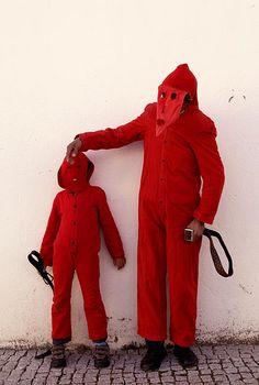 Diablos de Vinhais, Miercoles de Ceniza Carnaval ancestral Ibérico