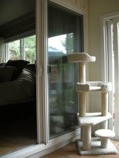 Purr-fect home for cat lovers.
