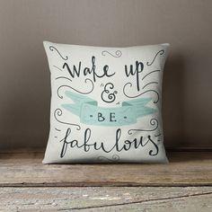 Womens Gift | Hostess Gift | Gifts for her | Gift for Women | Teen girl gift | Bedding | Christmas Gift | Throw Pillow | Neutral Pillow