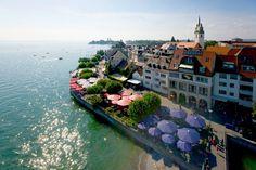 Friedrichshafen, on the Bodensee