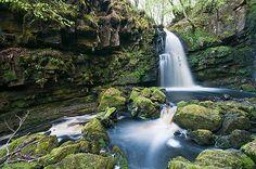 Sloughan Glen Waterfall Drumquin Ireland