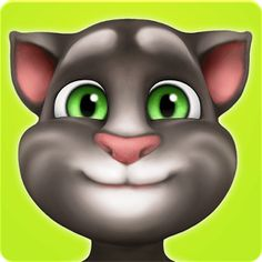 My Talking Tom Game, It's so adorable! It's just like if you had own your own pet Tom Cat! Play My Talking Tom Game! Ipod Touch, Ipad, Talking Tom 2, Talking Cat, Tom Games, Plants Vs Zombies 2, Android I, Latest Android, Android Gratis