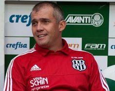 Blog Esportivo do Suíço:  A caminho do Palmeiras, Eduardo Baptista oficializa saída da Ponte Preta
