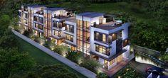 singapore terrace facade - Google Search