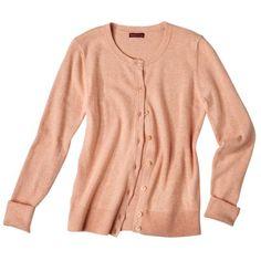 Merona® Women's Ultimate Crewneck Cardigan Sweater - Assorted Colors