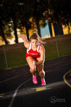 Senior Girl Track