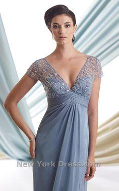 Mon Cheri 113907 Dress - NewYorkDress.com