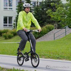 Folding bike Strida EVO 3 | Skládací kolo Strida EVO 3 > Priblizovadla.cz