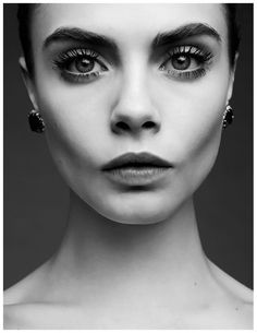 Cara Delevingne, she is so stunning