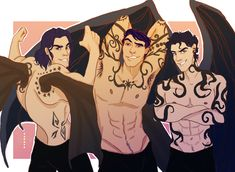 The Illyrians showing off by raconteurwitch