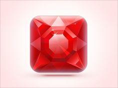 Ruby on Ice - by Sam Muntean | #ui