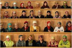 DAGESTAN, COLLÈGE DE THÉOLOGIE, 2008, COURTESY GALERIE RUSSIAN TEA ROOM, PARIS © Sergey Maximishin | L'Insensé Photo #russie #photography #photographie