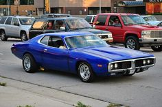 1974 Dodge Charger R/T