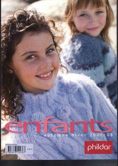 Catalogue Phildar N°474 Enfants Automne-Hiver 2007-2008.pdf - Silvina Verónica Gordillo - Picasa Webalbumok