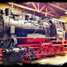 Preserving the past one train at a time...