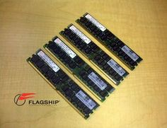 HP AB565A 8GB (4x 2GB) DDR2 Memory Kit for rx3600 rx6600