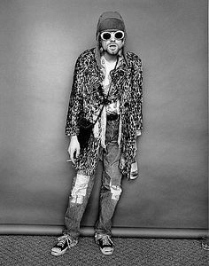 Kurt by Jesse Frohman