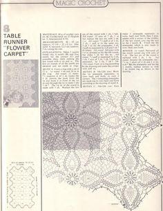 Serwety-crochet