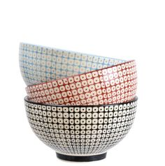 DOZO bowls in new colours