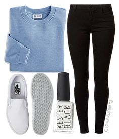 """""""simply simple"""" by helloimweird13 on Polyvore featuring Blair, Dorothy Perkins, Vans and Kester Black"""