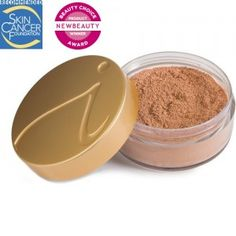 Jane Iredale was one of the first mineral lines to come around. I love this product because it's all natural, yet, unlike bare essentials, it gives great coverage. It also has SPF 20 and is approved by the Skin Cancer Foundation. The loose powder is good for dry skin, and the pressed powder is good for oily skin.