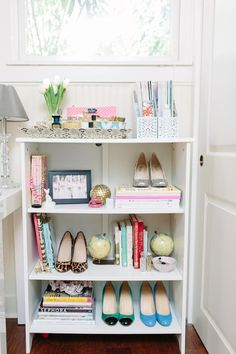 Shoe Storage and Display ideas...