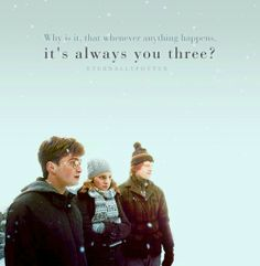 Harry Potter =>