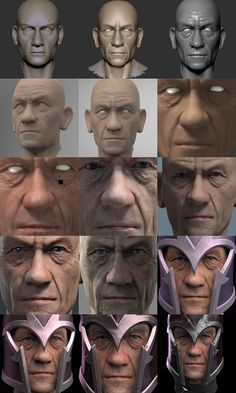 Magneto Head from start to finish