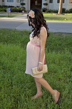 Maternity Fashion- Sweet 16 (26 Weeks)