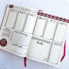 Like the notebook look to boxes bullet journal weekly spread ideas planner layout work template excel Bullet Journal Spread, Bullet Journal Inspo, My Journal, Journal Pages, Bullet Journal How To Start A Layout, Bullet Journal Ideas Templates, Bullet Journal Weekly Layout, Bullet Journal Notebook, Journal Inspiration
