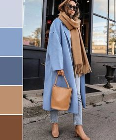 Colour Combinations Fashion, Color Combinations For Clothes, Fashion Colours, Colorful Fashion, Color Combos, Classy Outfits, Casual Outfits, Mode Bcbg, Estilo Street